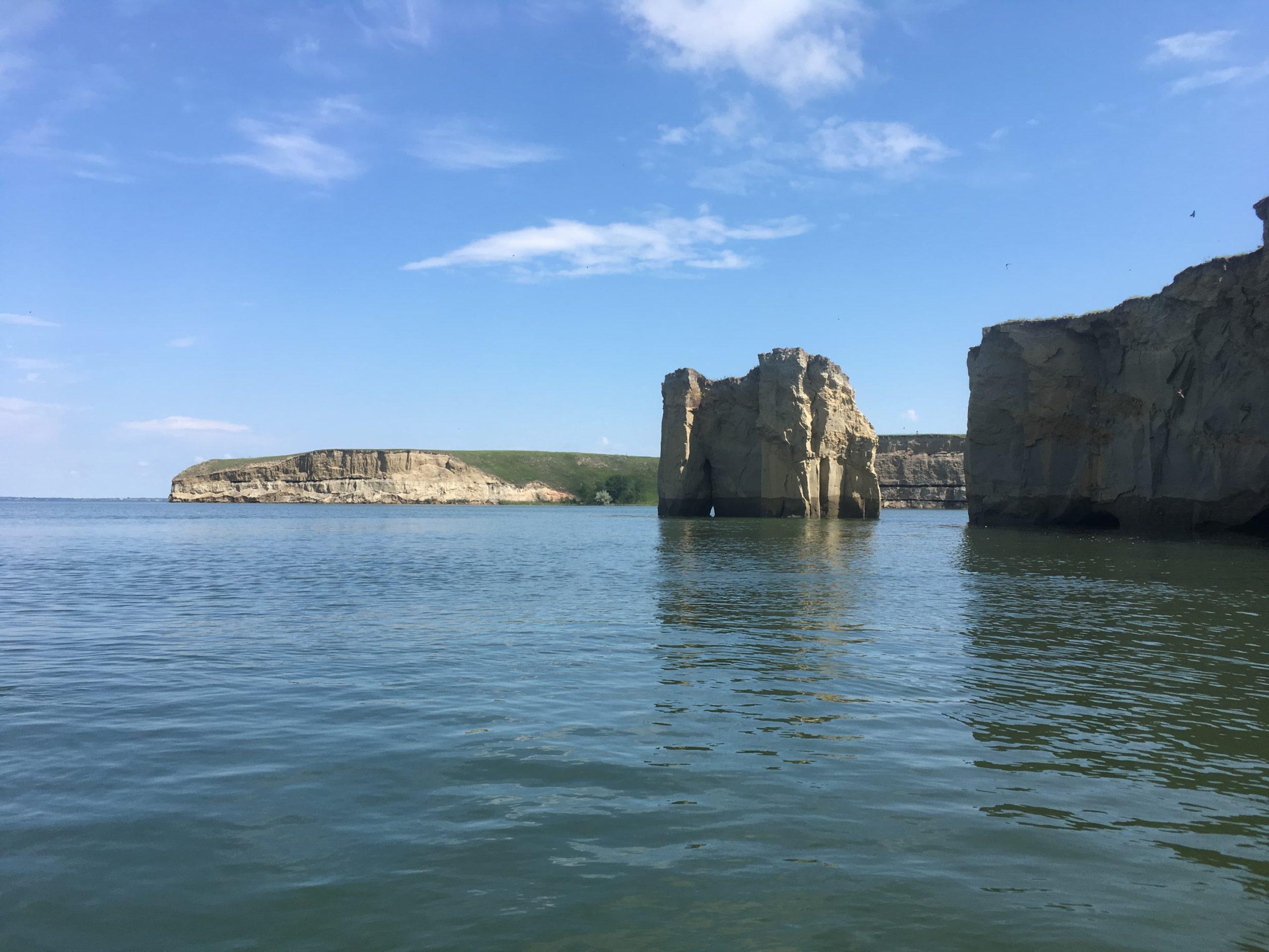 Lake Sakakawea SUP