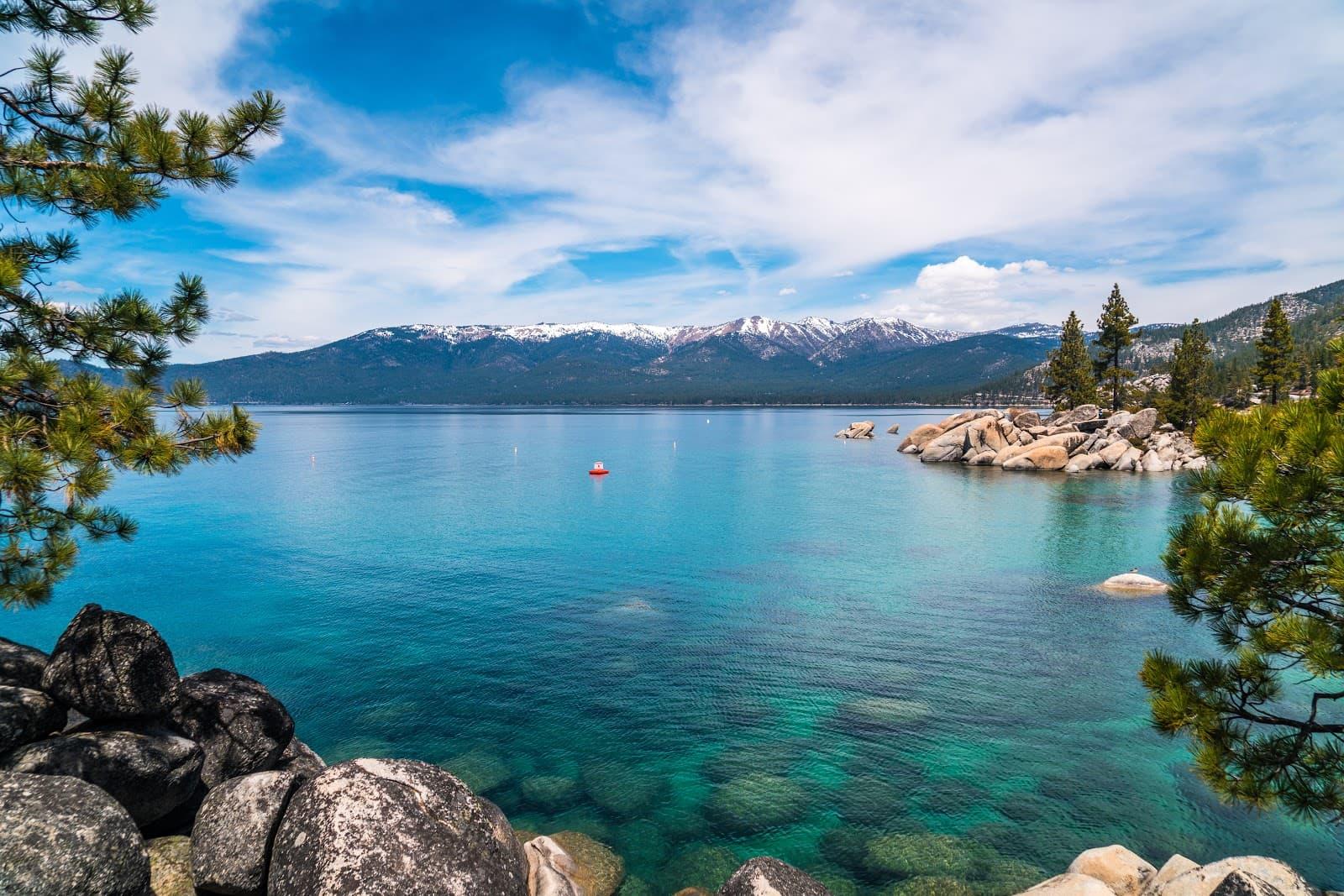 Lake Tahoe SUP