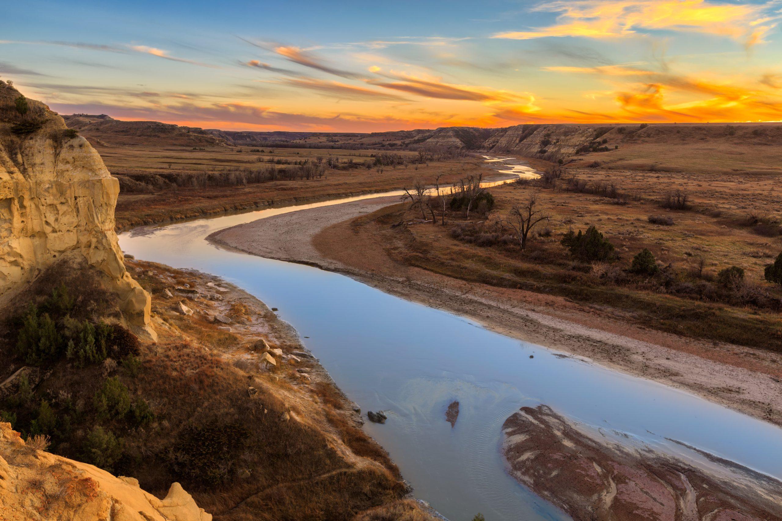 Little Missouri River SUP