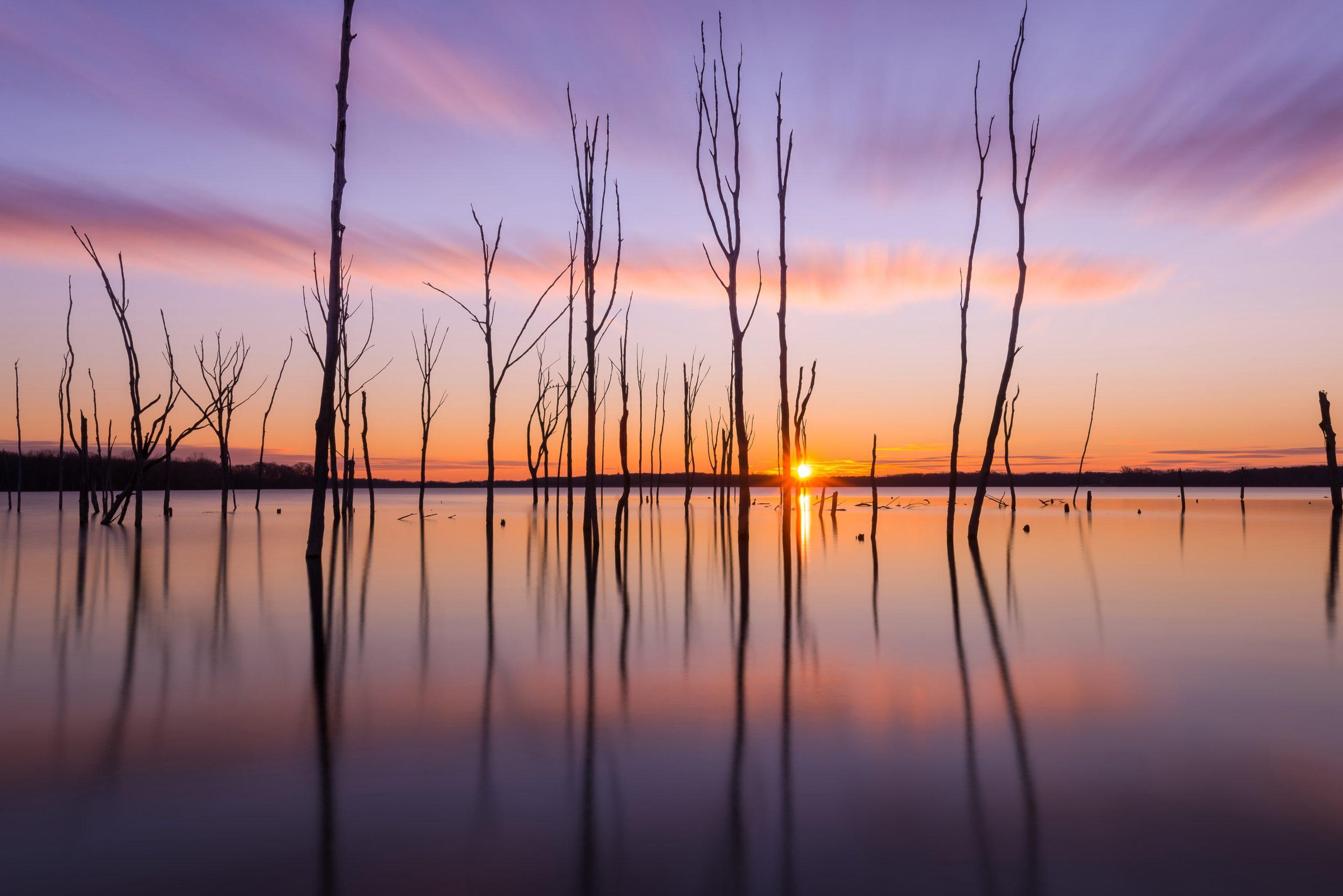 Manasquan Reservoir SUP