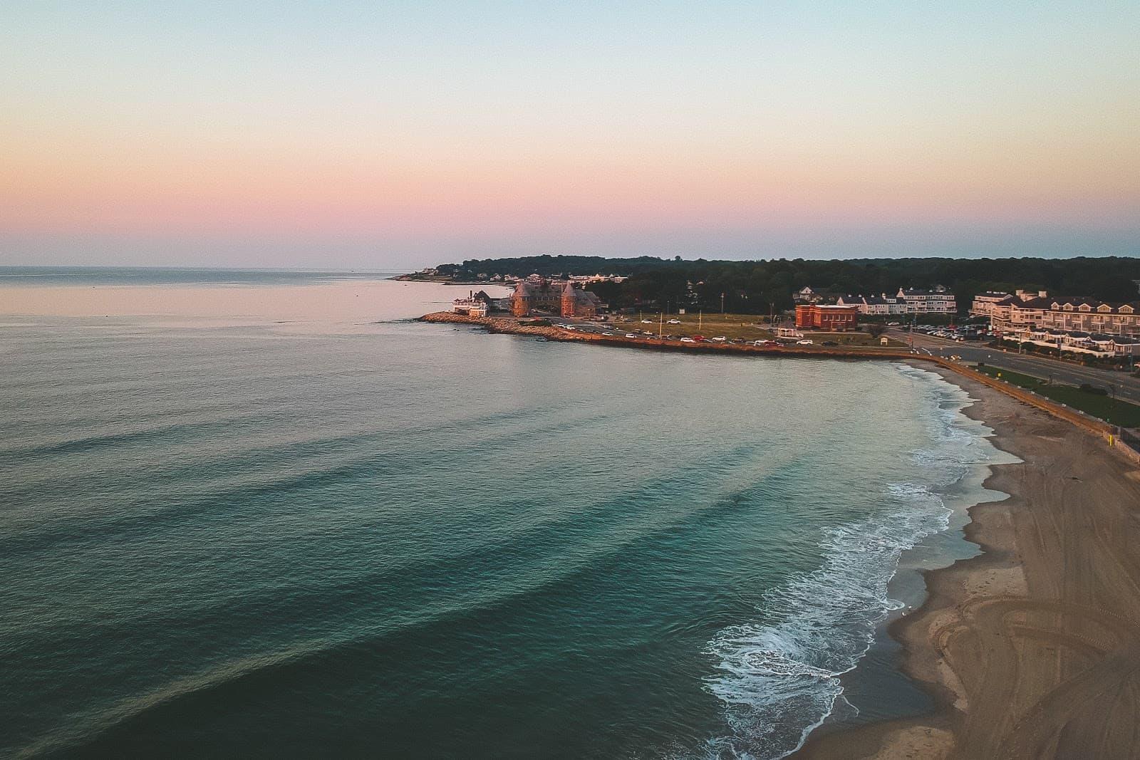 Narragansett Town Beach SUP
