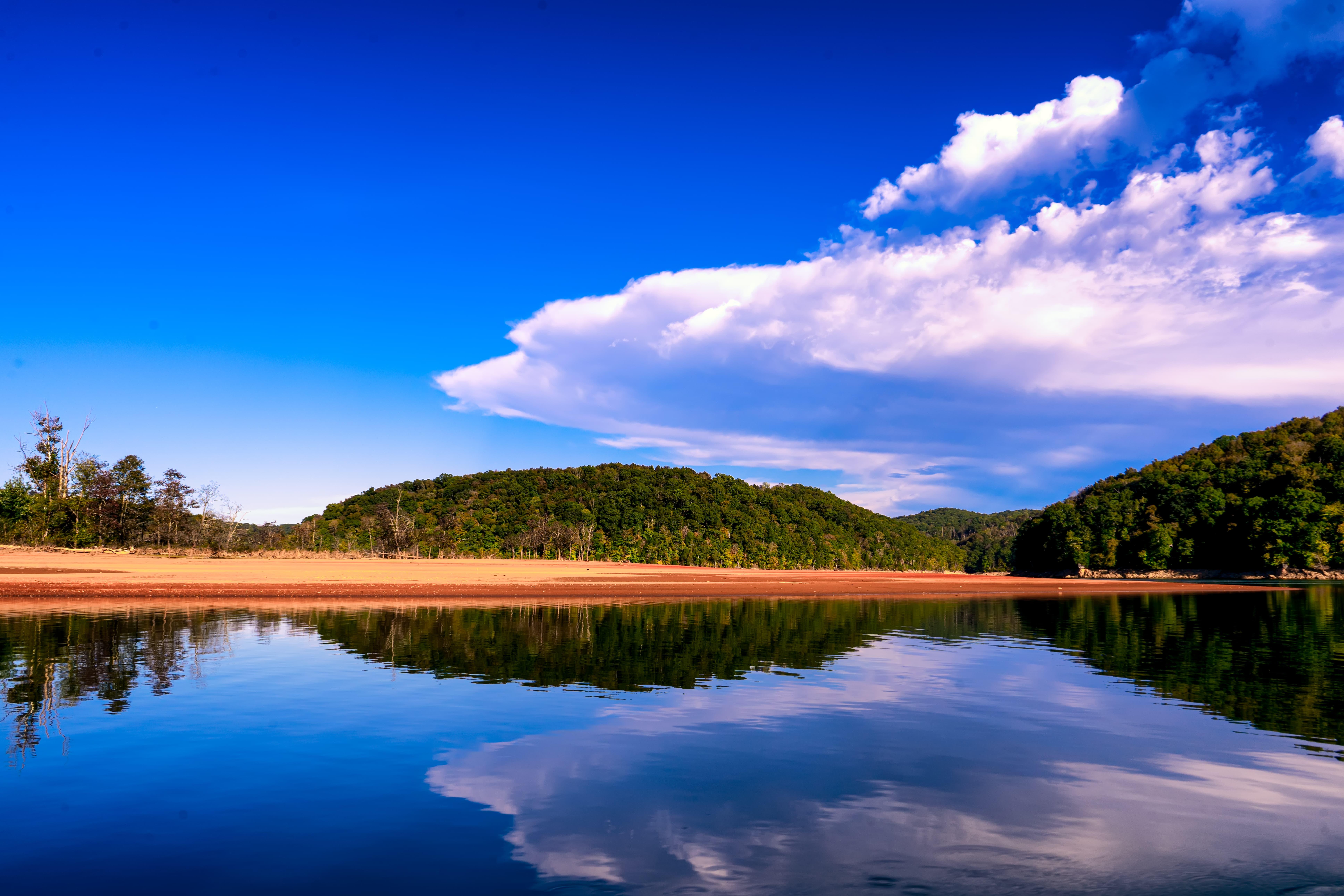 Norris Lake SUP