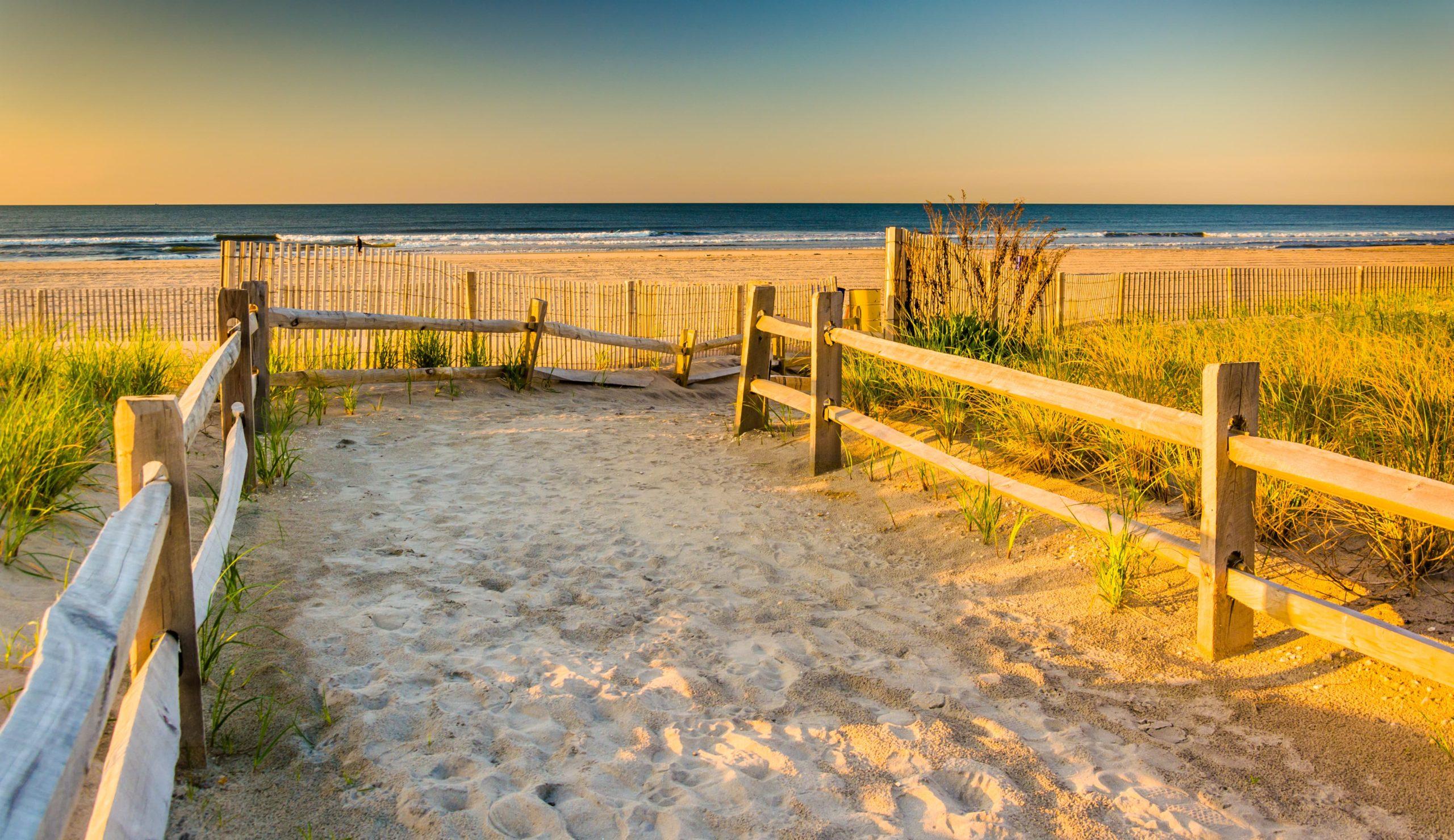 Ocean City Beach SUP