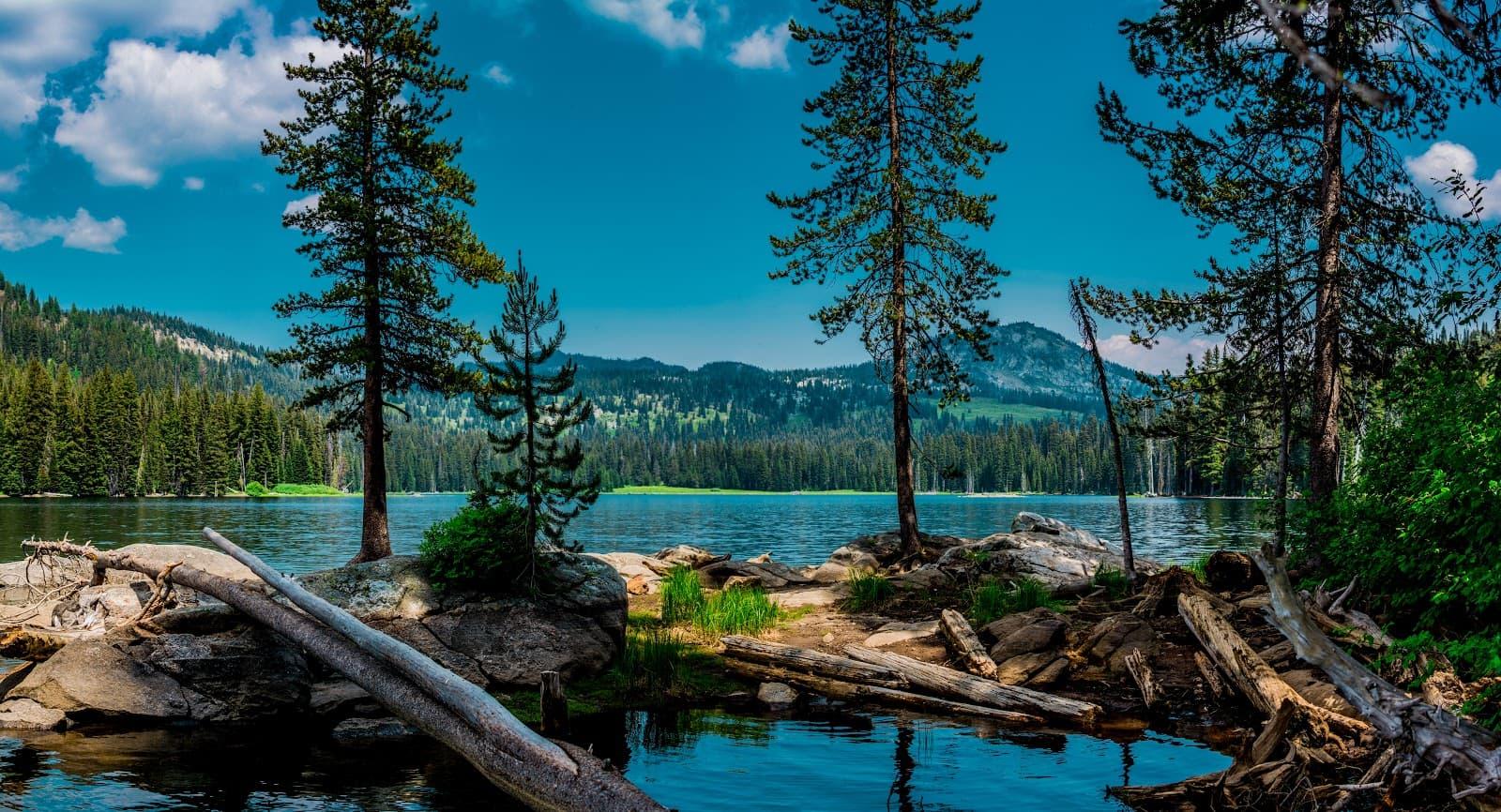 Payette Lake SUP