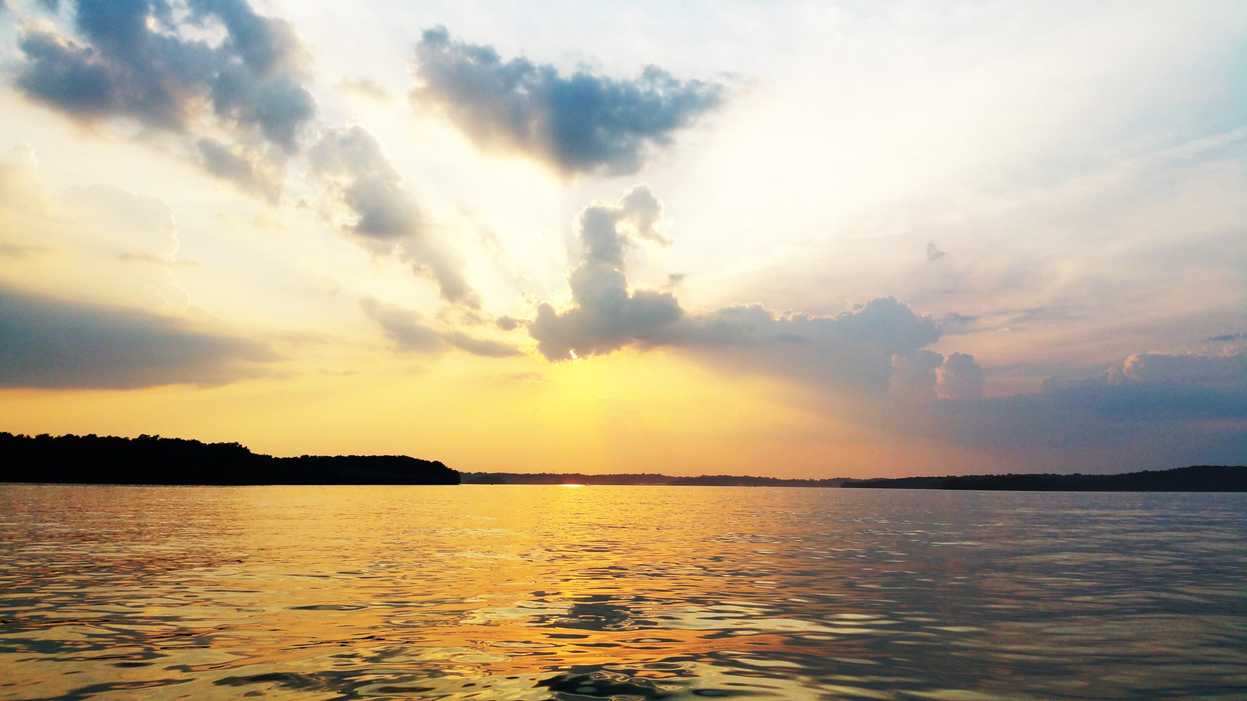 Percy Priest Lake SUP