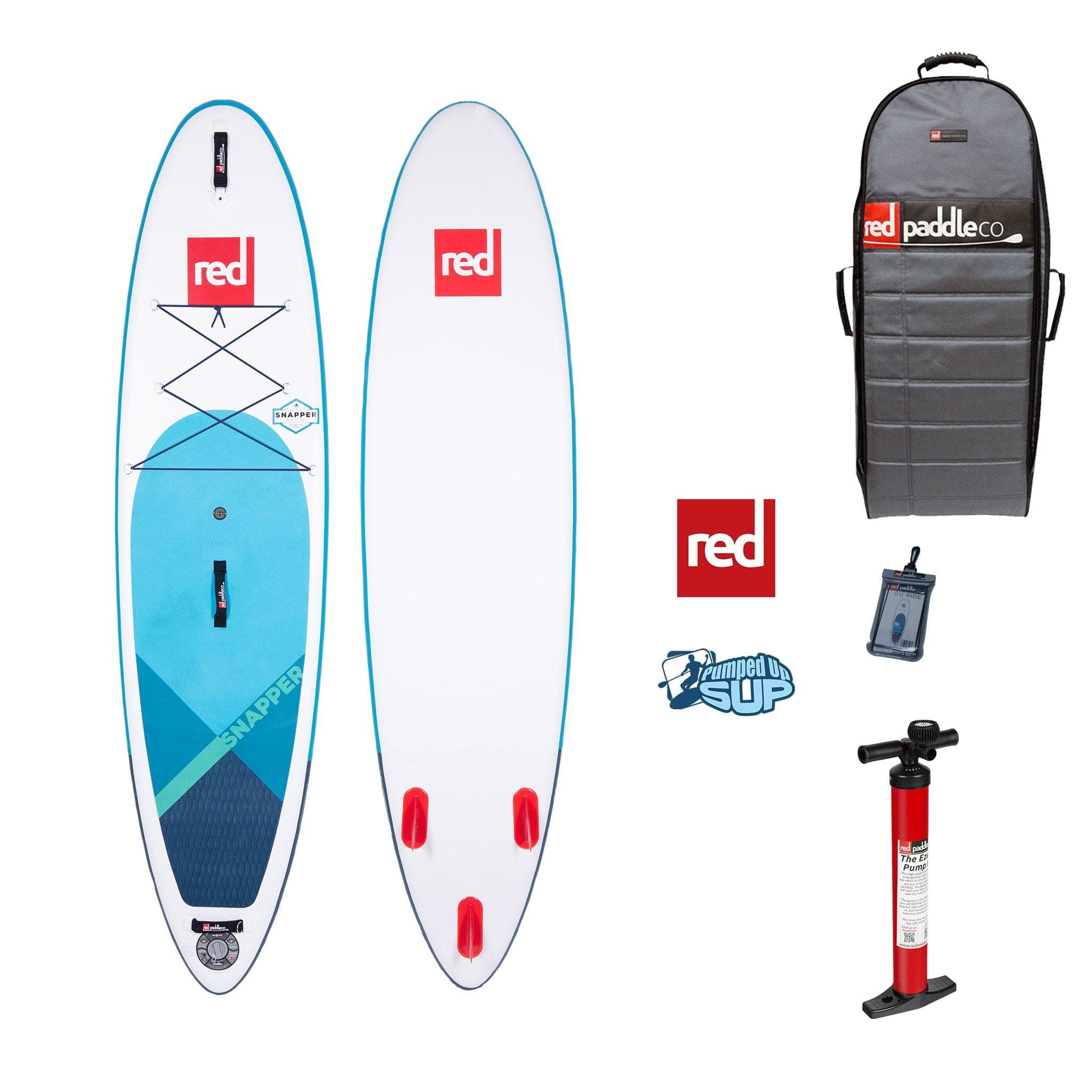 Red Paddle Co Snapper SUP