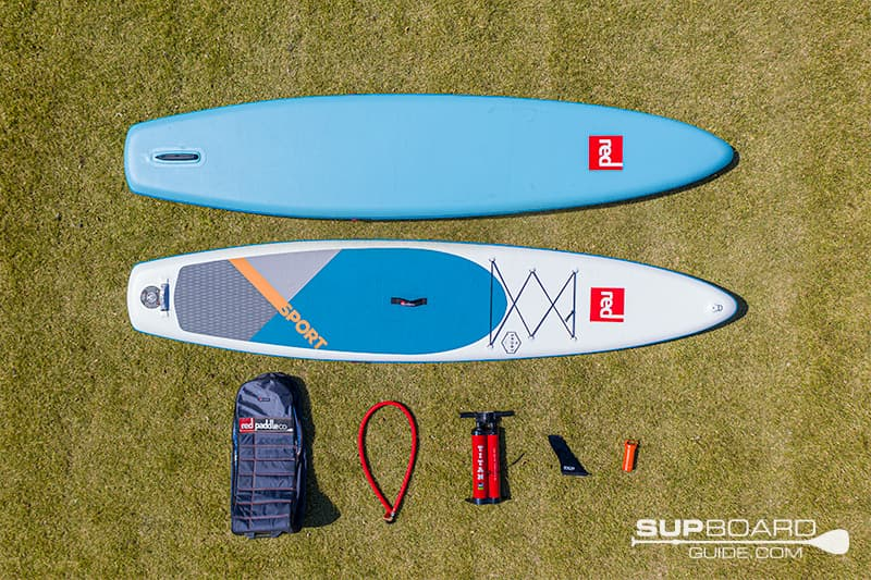 Red Paddle Co Sport 12'6 Review