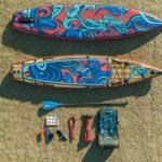 Sea Gods Carta Marina 12' Inflatable Stand Up Paddle Board