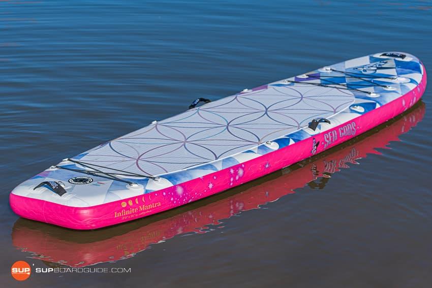 Sea Gods Infinite Mantra Board Shape