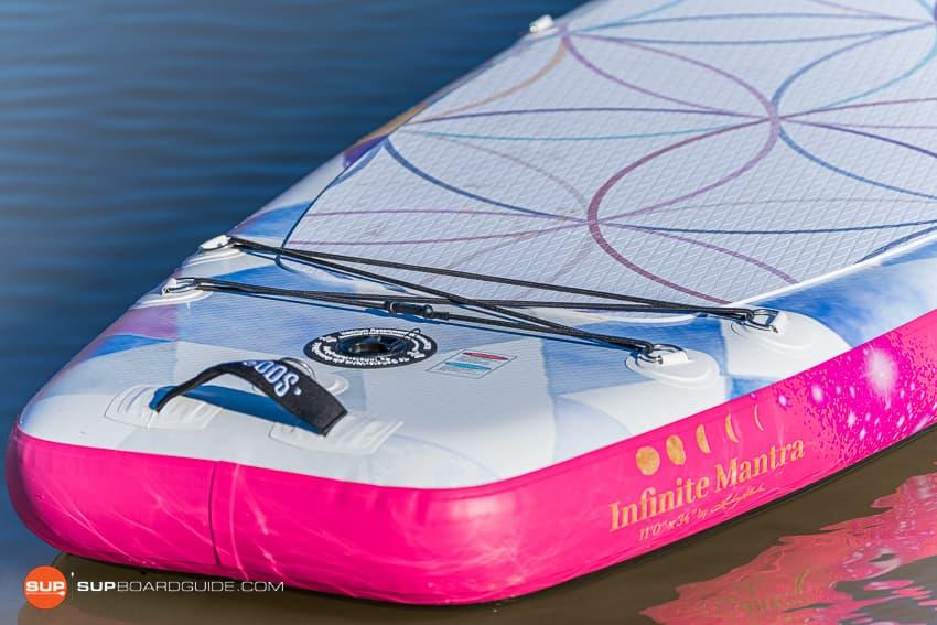 Sea Gods Infinite Mantra Deck Pad