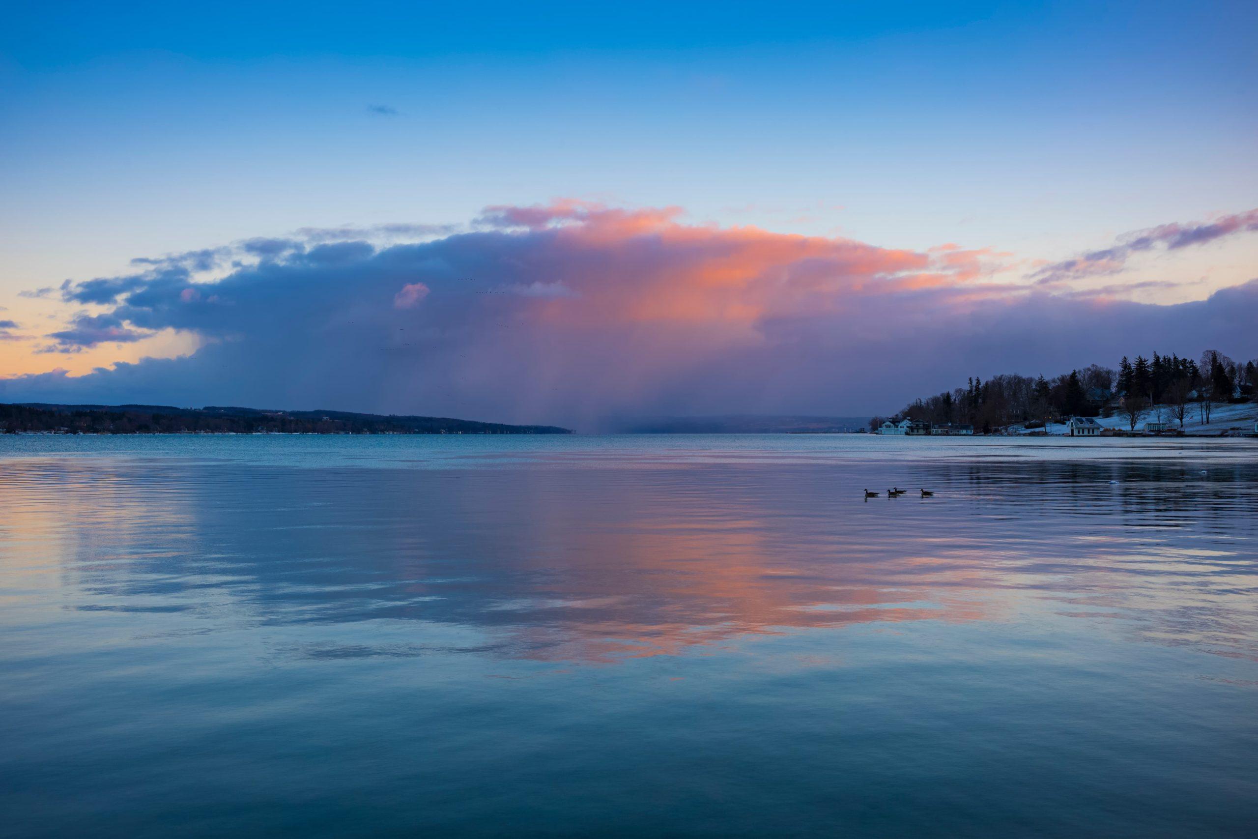 Skaneateles Lake SUP