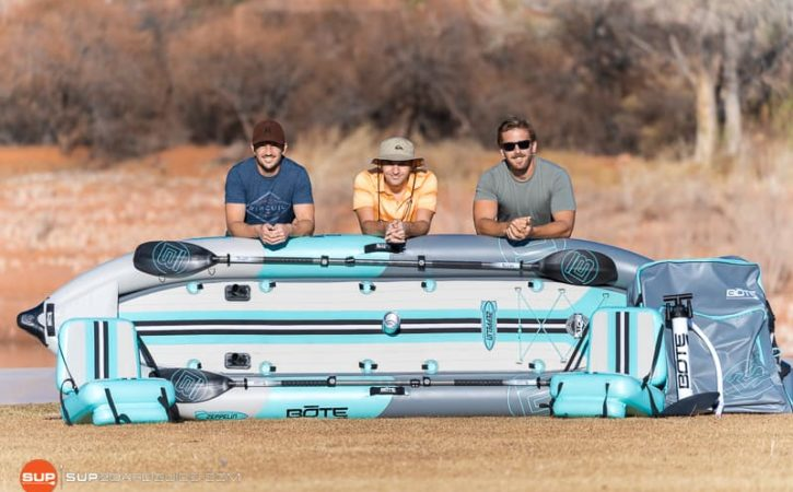 Bote Zeppelin Aero Inflatable Kayak Review