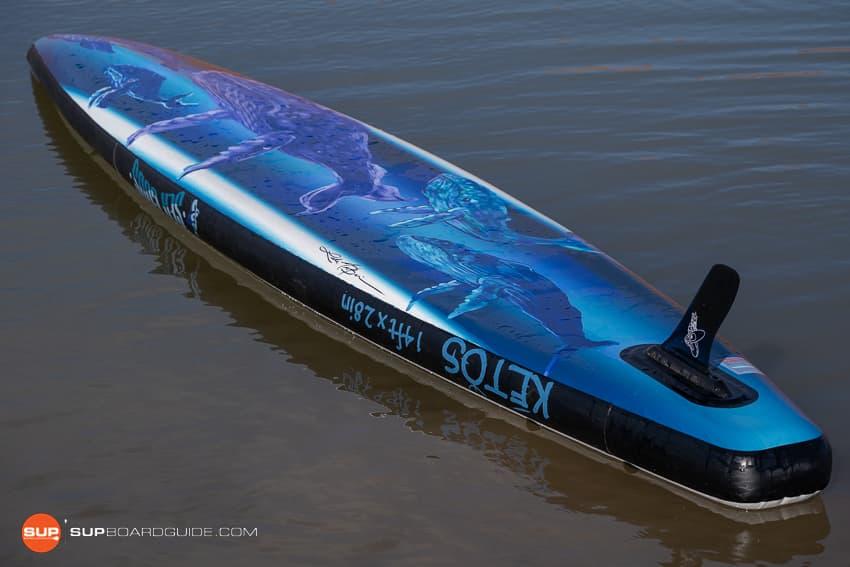Sea Gods Ketos Board Design