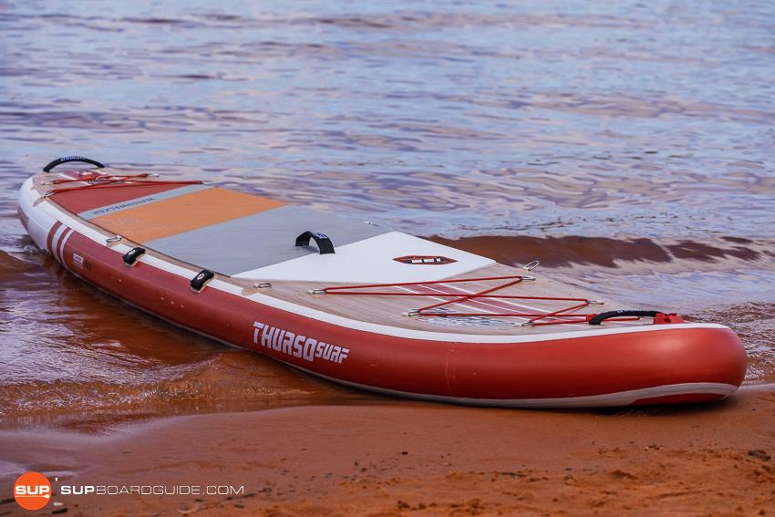 Thurso Waterwalker 132 Board Performance
