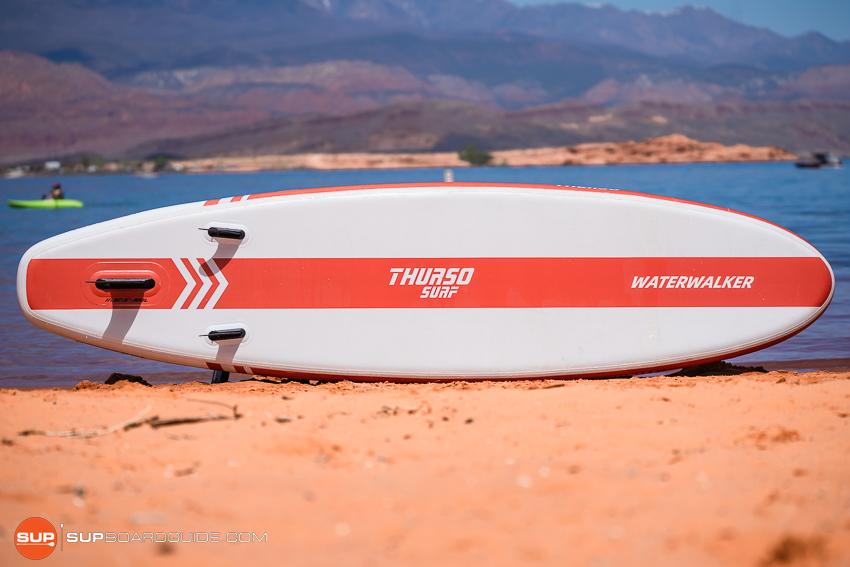 Thurso Waterwalker 132 Board Shape