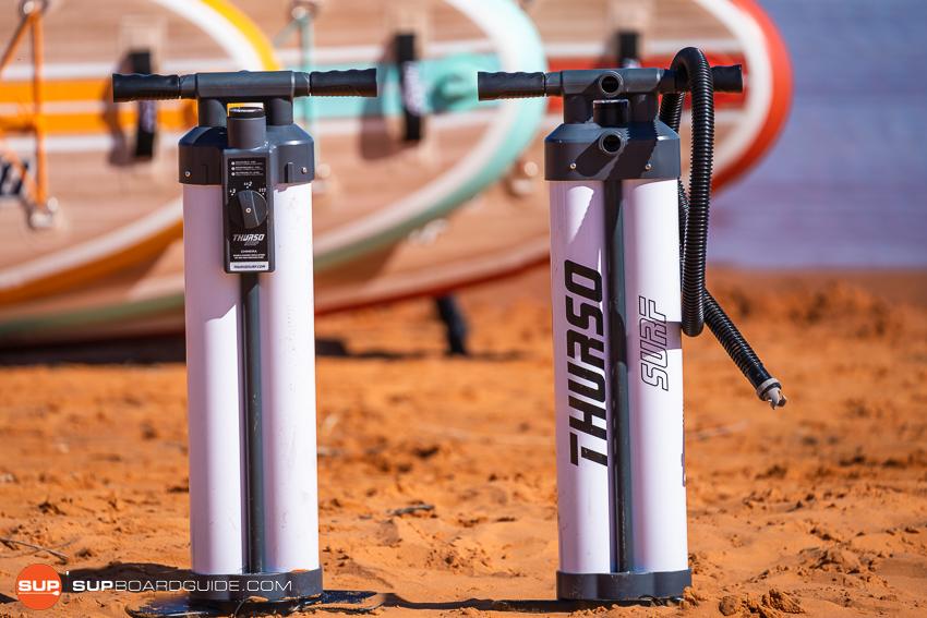 Thurso Waterwalker 132 Dual Chamber Pumps