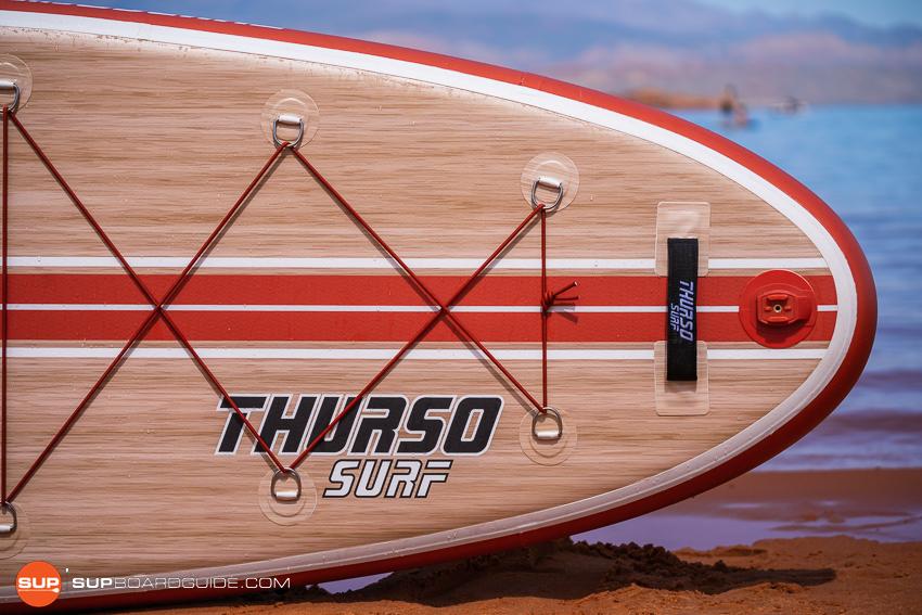 Thurso Waterwalker 132 Front Cargo
