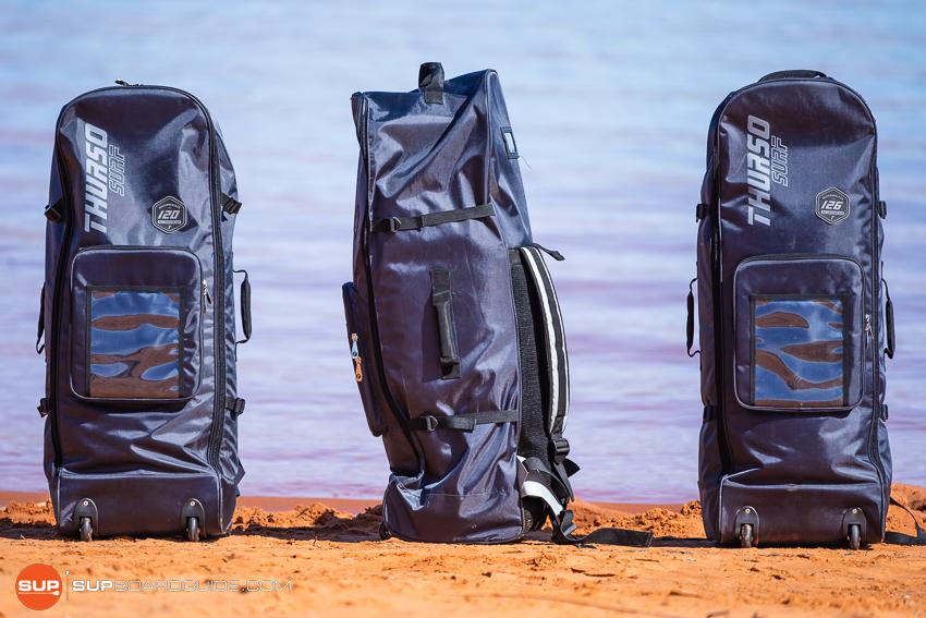 Thurso  Waterwalker 132 Roller Backpack