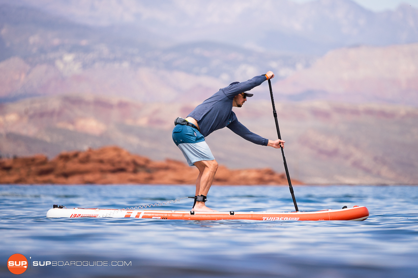 Thurso Waterwalker 132 Tracking