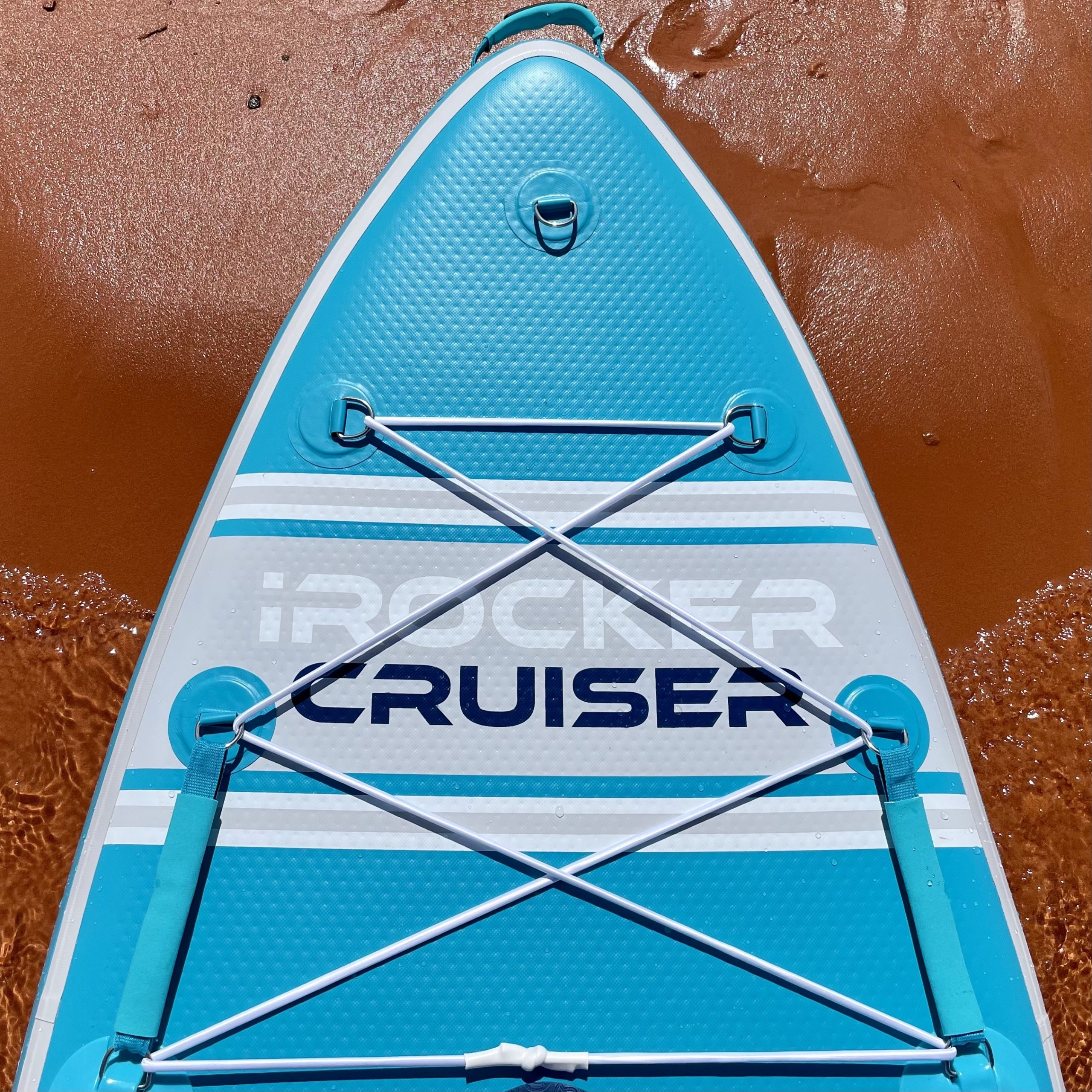 iRocker Cruiser inflatable SUP