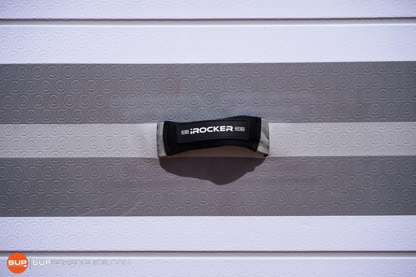 iRocker Cruiser SUP Review Deckpad