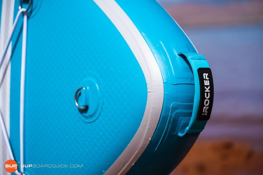 iRocker Cruiser SUP Review Nose Handle