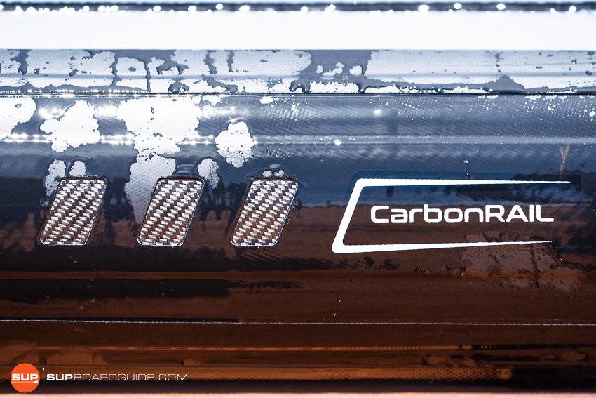 Blackfin XL Carbon Fiber Rails