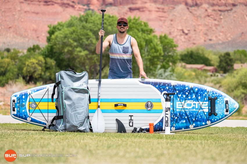 Bote HD Aero SUP Package Review