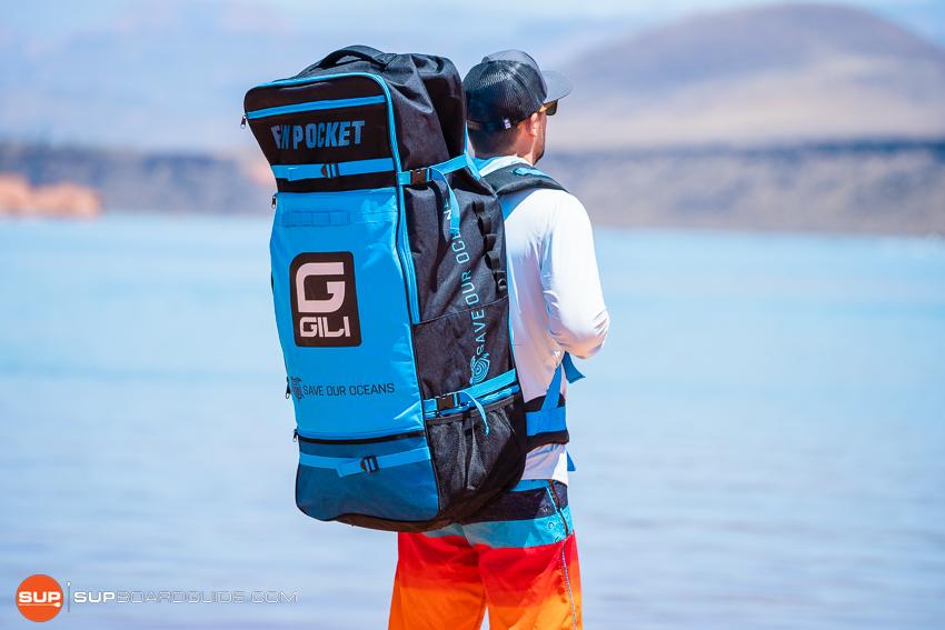 Gili Air 10'6 Upgraded Bag