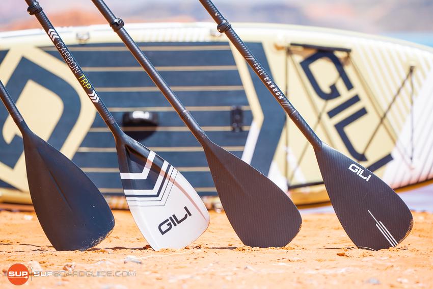 Gili Meno 11'6 Paddle Options
