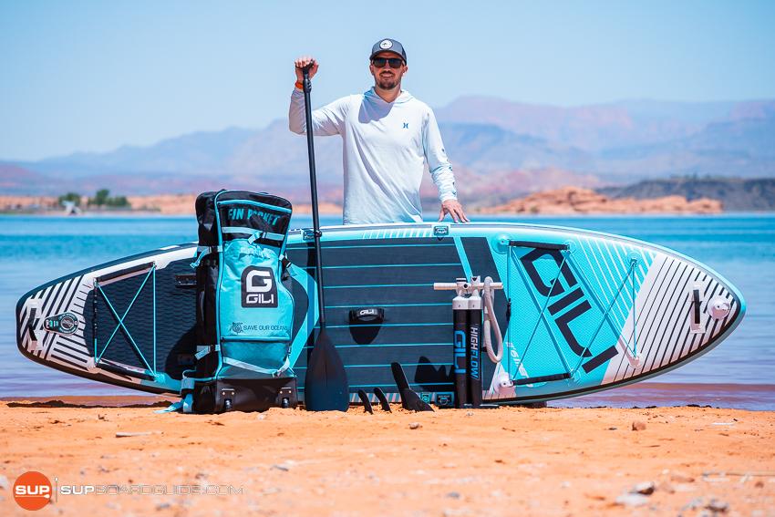 Gili Meno 11'6 Paddle Board Review 2021