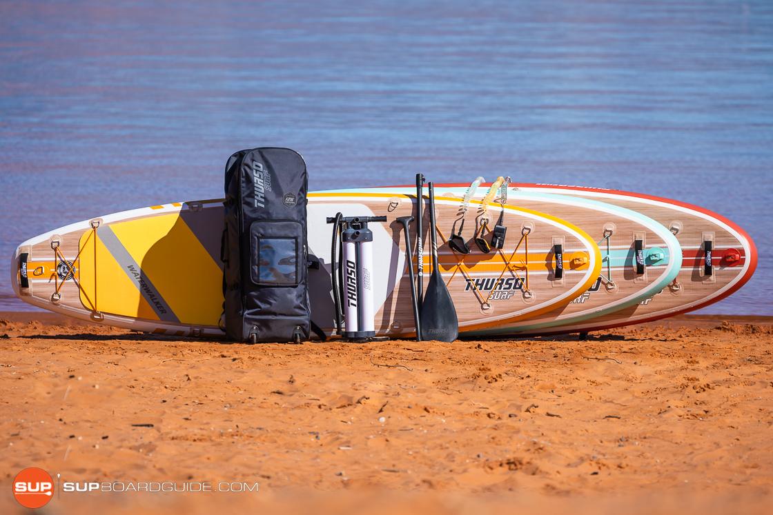 Best Inflatable Paddle Board - Thurso Waterwalker