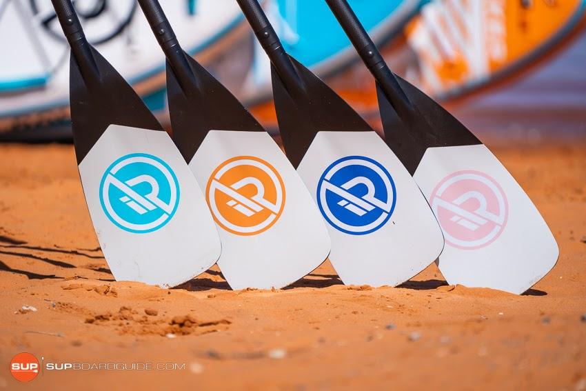 iRocker All Around 11 iSUP Review iRocker Carbon Paddle