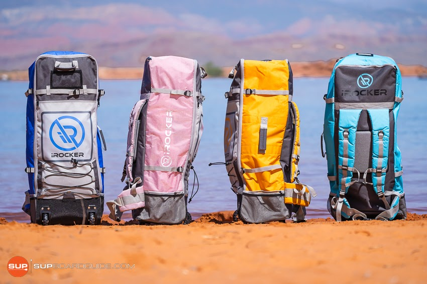 iRocker All Around 11 iSUP Review iRocker Roller Backpack
