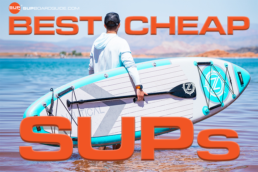 Best Cheap Paddle Boards 2021