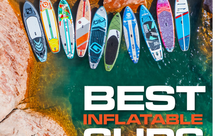 Best Inflatable Paddle Board - 2021