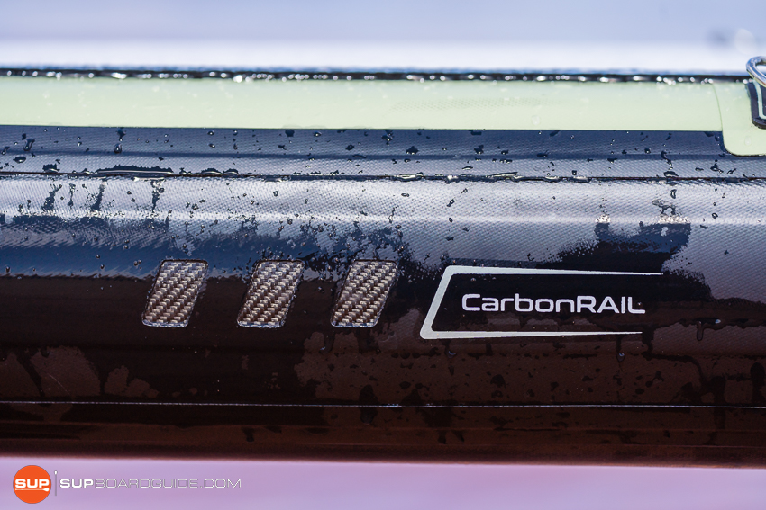 Blackfin Model V Carbon Rails