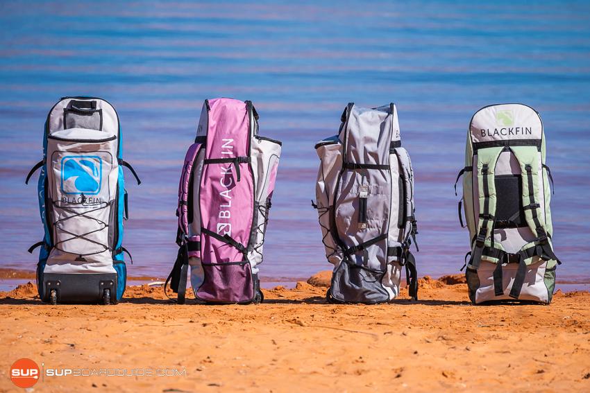 Blackfin Model V Roller Backpack