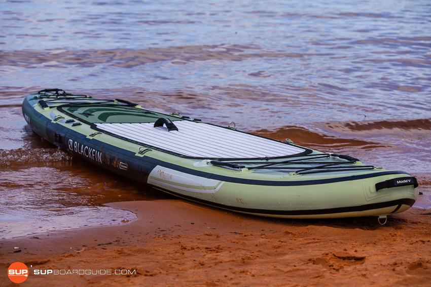 Blackfin Model V SUP Board Review