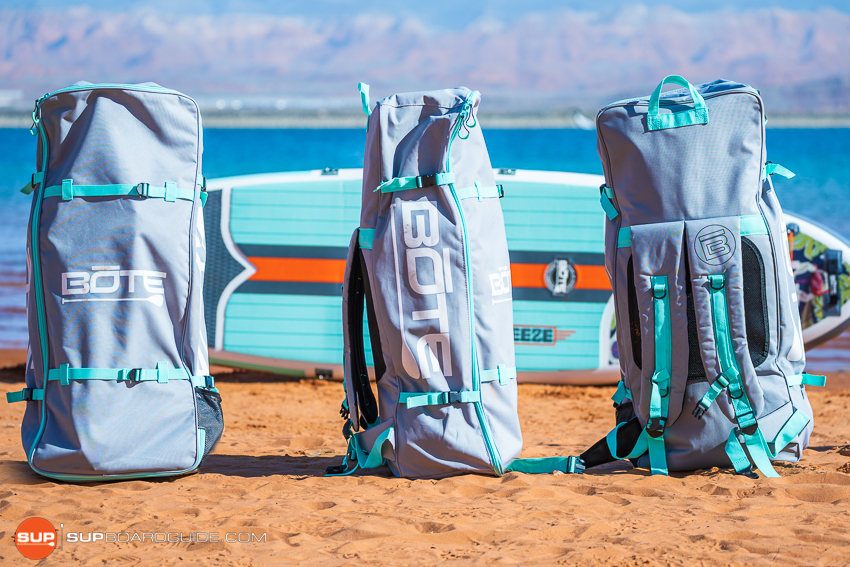 Bote Breeze Inflatable Paddle Board Review Bag