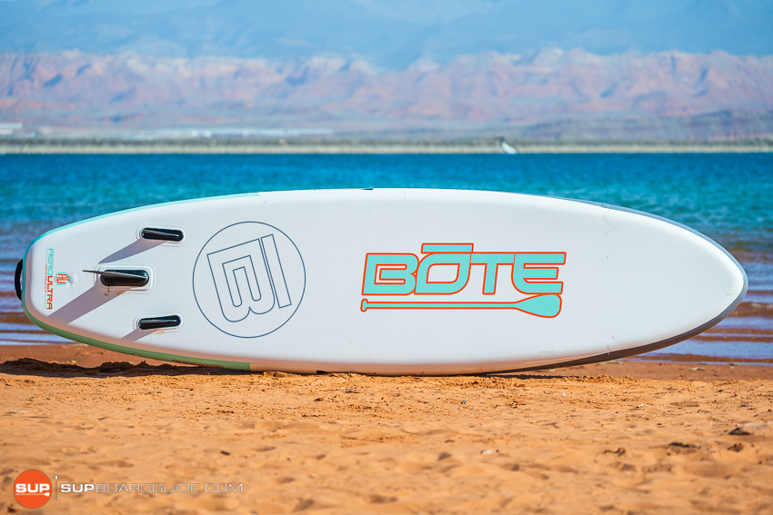Bote Breeze Inflatable Paddle Board Review Bottom Board Design
