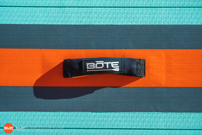 Bote Breeze Inflatable Paddle Board Review Center Carry Handle