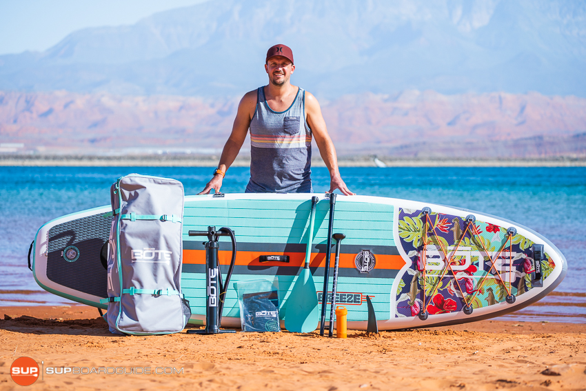 Bote Breeze Inflatable Paddle Board Review