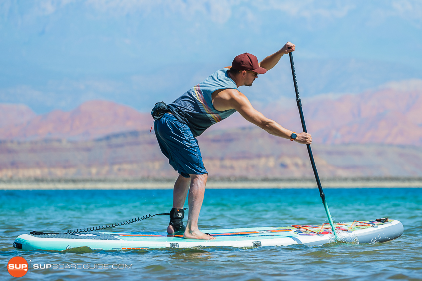 Bote Breeze Inflatable Paddle Board Review Glide