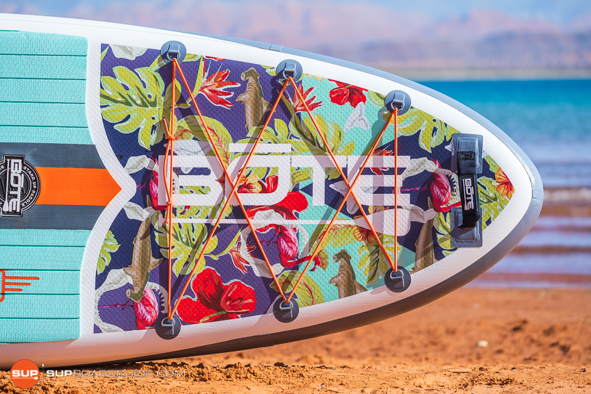Bote Breeze Inflatable Paddle Board Review Graphics