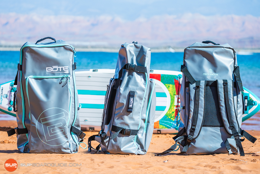 Bote Flood Inflatable SUP Review Bag