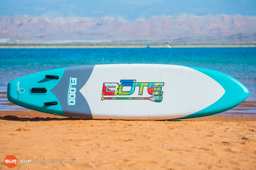 Bote Flood Inflatable SUP  Board Shape