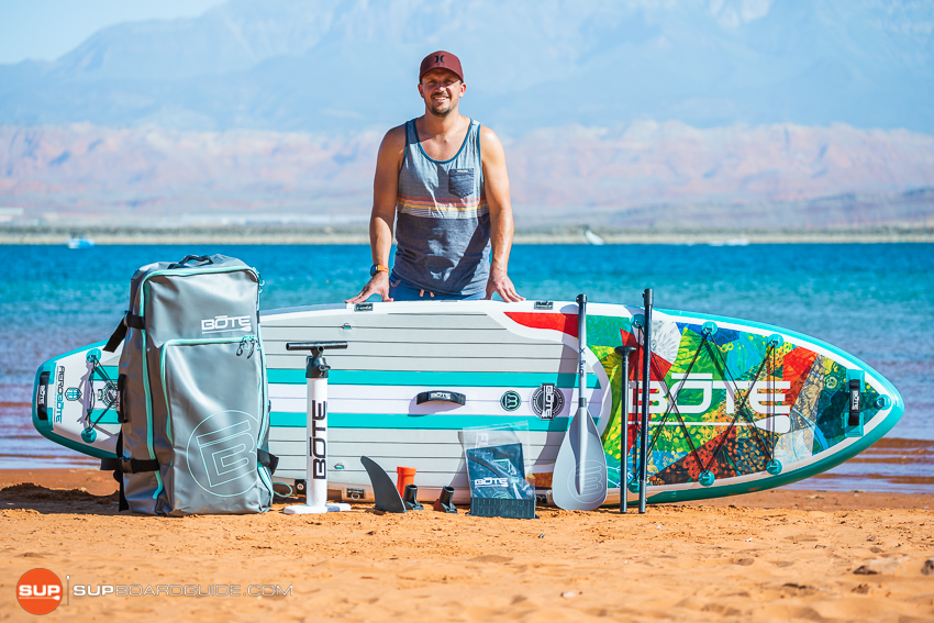 Bote Flood Inflatable SUP Review