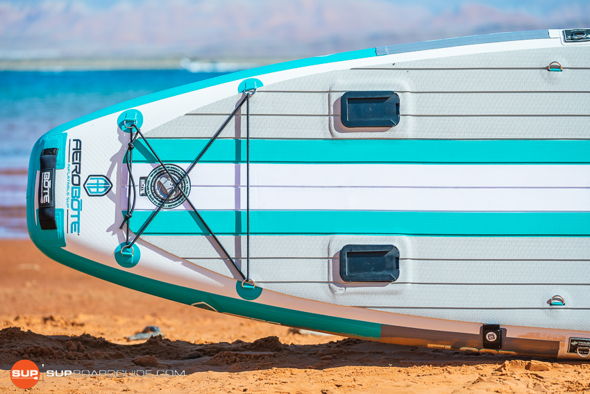 Bote Flood Inflatable SUP Review Tail Features