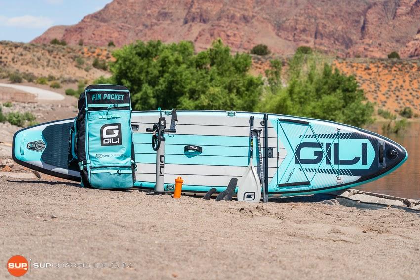 Gili Adventure Touring SUP - Best Touring Sups 2021
